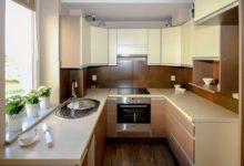 Sprytne rozwiązania do małej kuchni w bloku